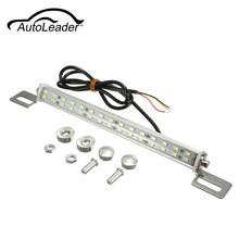 AutoLeader Universal 12V 30 LED Car Truck License Plate Backup Reverse Light Number Plate Lamp White Car Styling(China)