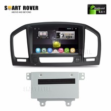 "8"" HD 1024x600 Android 6.0 Car DVD Stereo For Opel Vauxhall Insignia CD300 CD400 2009 2010 2011 2012 Auto Radio GPS Navigation"