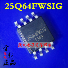 Free shipping W25Q64FWSSIG W25Q64FWSIG 25Q64FWSIG 25Q64, 64M-BIT FLASH 8M X 8 SPI BUS SERIAL EEPROM(China)