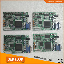 RGB TO VGA / CGA TO VGA converter board/VGA output-game accessories for arcade game machine/LCD game machine parts