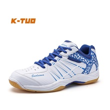 K-TUO New Arrival Men Badminton Shoes Professional Male Sport Shoes Men's Sneakers Cushioning Breathable Students Shoes KT-K063(China)