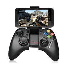 New PG-9023 PG 9023 Telescopic Wireless Bluetooth Game Controller Gamepad Game Pad Joystick for IPhone/Pad IOS PC Gamecube