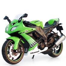 Free Shipping (5pcs/pack) Wholesale Maisto 1/12 Scale Diecast Motorcycle Model Toy Kawasaki Ninja Motorbike Metal Model Toy