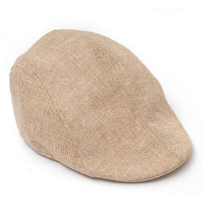 ada8a9c65f0 Hot New Beret Chrismas Gifts Winter Mens Beret Baker Boy Peaked NewsBoy  Country outwears Hat Beret