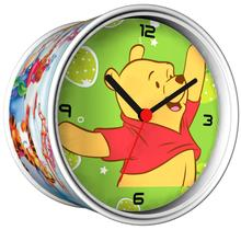 2014 New DIY Bear Design Magnetic Cheap Wall Clocks,Cheap Desk Clocks,Cheap Table Function Clocks in Free Shipping