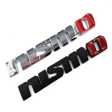3M Car Styling Metal Nismo Emblem Car Sticker 3D Decals Creative Mark Badge Auto Stickers(China)