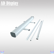 10PCS 80*200cm New Standard Model Portable Roll Up Screen Display,Retractable Aluminum Banner Stand(China)