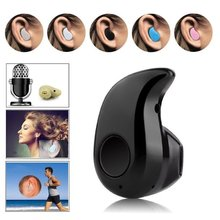 Newest Smallest Wireless Invisible Bluetooth Mini Earphone Noise Cancelling with microphone for mobile phone supports music