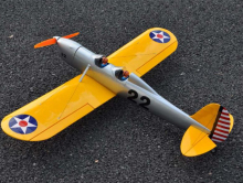 HAIKONG RYAN STA 15E 38 inch Electric RC Wooden Airplane Model Kits A260