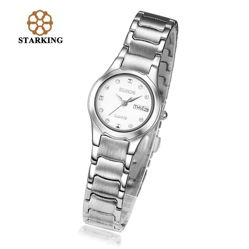 STARKING Fashion Quartz Watches Women Ultra Thin Diamond Bracelet Watch Ladies Dress Wrist Watch BL0712 relogio feminino ofertas<br><br>Aliexpress