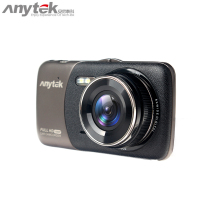 "Original Anytek B50 2K 4.0"" Dash Camera Car DVR with Mstar chip support G sensor/WRD/Motion Detection 1080P Full HD Car Recorder"