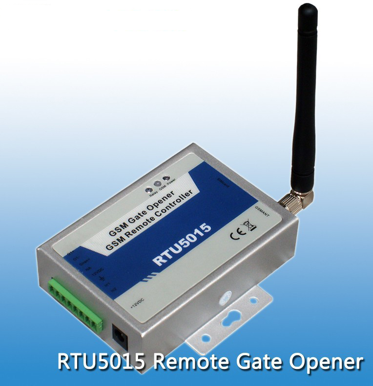 GSM controller sell RTU GSM roller ,door,garage and gate opener dial to switch machine &amp; access control automation unit(RTU5015)<br>