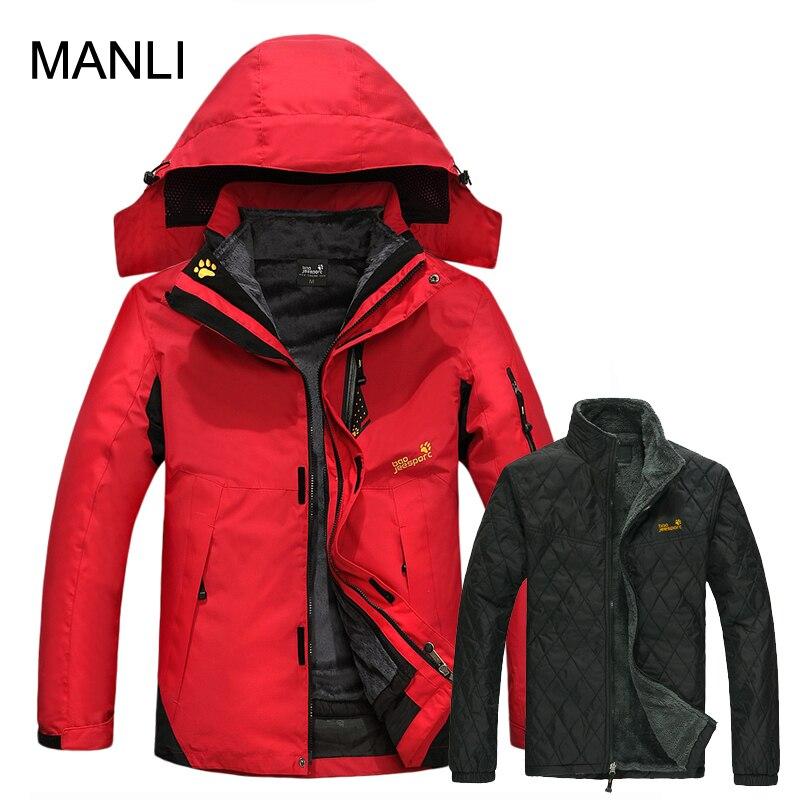 US Men Women Unisex Winter Vest Winter Warm Outdoor Jacket Coat L-6XL Plus Size