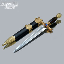 Home Decorations  Beautifully Carved Stainless Steel Blades  Cosplay Props gifts