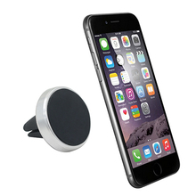 360 Universal Rotating Magnetic Support Cell Phone Car Air Vent Mount Holder