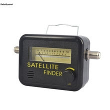 Kebidumei New Digital Satellite Finder Meter FTA LNB DIRECTV Signal Pointer SATV Satellite TV Receiver Tool for SatLink Sat Dish(China)