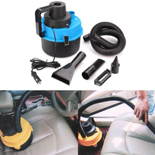 Vehemo 12V Wet Dry Vac Vacuum Cleaner Inflator Portable Turbo Hand Held for Car(China)