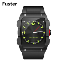 Fuster 2017 High Quality Outdoor Sport GPS Smart Watch for Exercise Wristwatch with Audio Record and Music Player Watch(China)