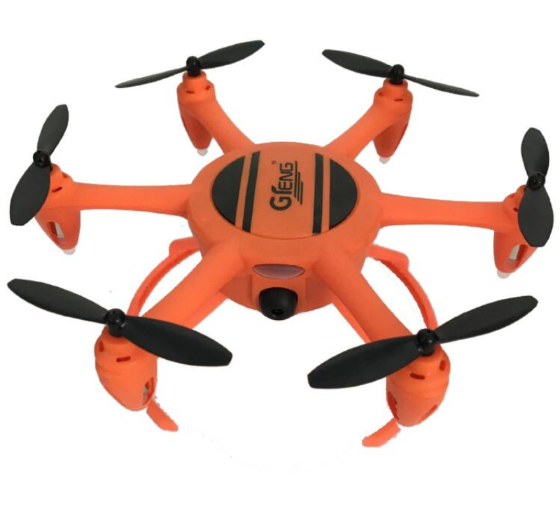 New professional mini Six axis aerial aircraft T907-W 2.4G mini Wifi Real time RC quadcopter Drone UFO RTF toy with 0.3MP Camera