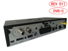 Cable receiver  DM800SE-C use SIM 210 card , The 800se-c support WIFI and DVB-C herobox ,And Free shipping via DHL