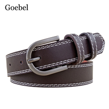 Buy Goebel Pin Buckle Woman Belts Casual Fashion Women Business Belts Popular PU Leather Ladies Brand Belts for $2.99 in AliExpress store