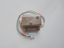 Fixmee DC 12V Cabinet Door Electric Lock Assembly Latch Solenoid for Drawer locker lock systems