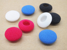 20 pcs 18 mm Imports Soft Foam Earbud Headphone Ear pads Replacement Sponge Covers Tips For Earphone MP3 MP4 Phone(China)