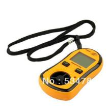 Free shipping LCD Gauge Meter Sport Anemometer NTC Thermometer Digital Wind Speed Measurement()