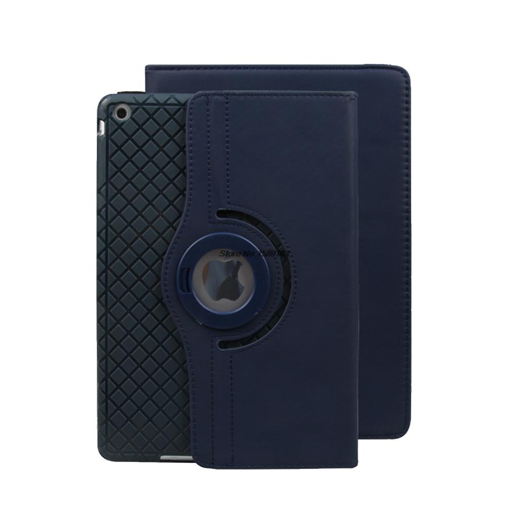 360 Rotation Soft Material Premium Leather With Silicone Inner Shell Case For iPad Air 2 With Smart Auto Sleep Wake up Cover<br><br>Aliexpress