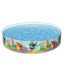 INTEX Ocean Reef Snapset Instant Kids Swimming Pool 56453