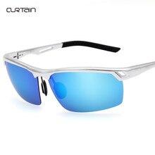2018 hommes aluminium et de magnésium de HD lunettes de soleil polarisées de  mode coloré reflétant Anti UV En Plein Air sport dr. b210bbc7db10