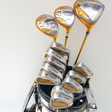 Cooyute New Golf clubs HONMA S-03 4star Compelete club set Driver+3/5wood+irons+putter and Graphite Golf shaft Free shipping