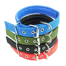 Nylon Dog Leashes 4 Colors Pet Walking Training Leash Cats Dogs Harness Collar Lead Strap Belt