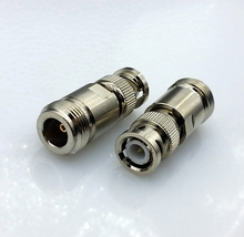 L16 N type Female to BNC male connector RF coaxial Connector N-BNC RF Connector