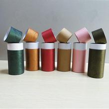 10ml oil bottle kraft Paper gift Packaging Box DIY Lipstick Perfume Essential packing box small for tube paper box
