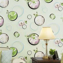 Buy beibehang circle warm papel de parede 3D mural wallpaper bedroom living room sofa television background flooring wall paper for $30.03 in AliExpress store