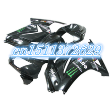 fairings Kawasaki Ninja 250R 2008 2009 2012 EX250 08-12 ZX 250R  for black