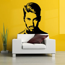 Sergio Ramos Wall Decal Real Madrid Football Vinyl Sticker Decor Mural Art E671