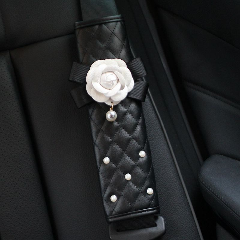 2pcs-Camellia-Flower-Crystal-Car-Safety-Belt-Cover-Seat-Harness-Shoulder-Pad-Car-Styling-5