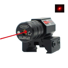 Buy SPINA OPTICS Mini Red Dot Laser Scope Sight 50-100 Meters Range 635-655nm Hunting Rifle Scope for $5.34 in AliExpress store