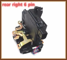 rear right Door Lock Latch Actuator For SEAT LEON I TOLEDO II SKODA OCTAVIA I II BORA GOLF IV PASSAT 3B b5 3B4839016A