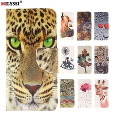 A3 A5 A7 A9 J1 J3 J5 2016 Leather Flip Cover Wallet Case for Samsung Galaxy S3 S4 S5 mini S6 S7 S8 edge Plus(China)