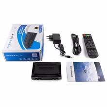 Freesat V7 super receptor satellite 1080P HD DVB-S2 Satellite Receiver EU US Plug Set Top Box + Remote Controller + HDMI Cable