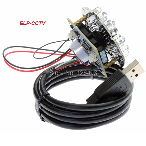 480P HD color CMOS OV7725  MJPEG&amp;YUY2 mini cctv infrared camera module cctv ,android web camera<br>