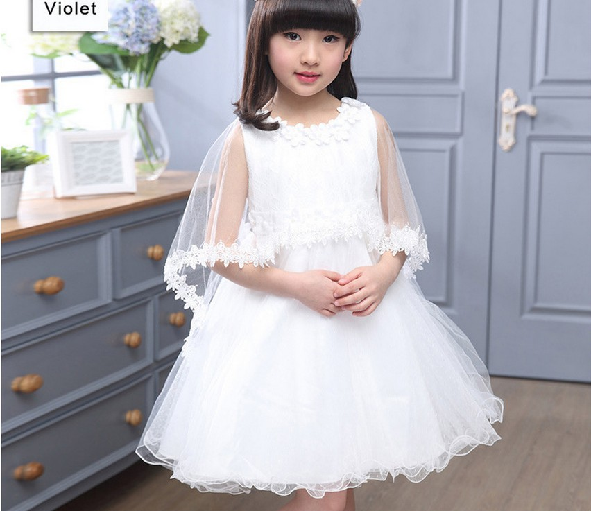 2017 New Girls Dress Christmas Princess Kids Wedding Dresses Sequins Girl Clothes Kids Clothing Christmas Children Party Costume<br><br>Aliexpress