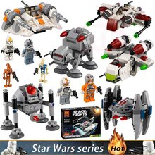 Boy Toys Star Wars models blocks Assembly figures toys children compatible Technic series mini building StarWars sets - MAKLOKSI TOY Store store