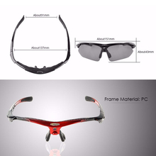 PC Frame for Cycling Sunglasses
