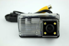 12V Auto Rear View Reserve Camera SN-814 Fit For Mazda 2010 L3/S3/2011 LIFAN 620(3) TOYOTA COROLLA EX Car Rearview Camera(China)