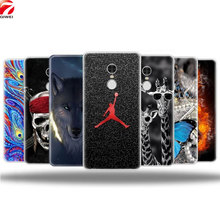 For Xiaomi Redmi Note 4X 32GB Case Snapdragon 625 Cute Silicone Soft TPU Back Cover Cases For Xiaomi Redmi Note 4 Global Version