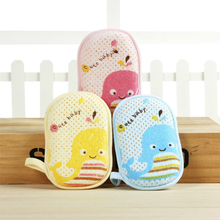 Buy Cartoon Baby Bath Wipe Newborn Baby Towel Accessories Bath Cotton Bath Brushes Body Wash Child Brush Bath Brushes Sponges Rub for $4.14 in AliExpress store